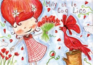 Mily et le coq Lico mily-et-le-coq-lico-300x212